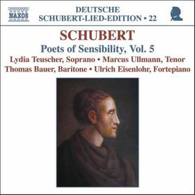 Schubert Franz Peter - Poets Of Sensibility - Vol.5 (CD)