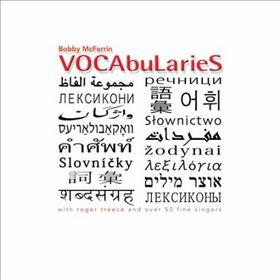 Mcferrin Bobby - Vocabularies (CD)