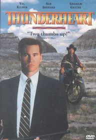 Thunderheart - (Region 1 Import DVD)