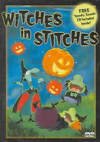 Witches in Stitches - (Region 1 Import DVD)
