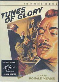 Tunes of Glory - (Region 1 Import DVD)
