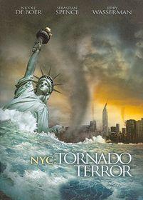 Nyc:Tornado Terror - (Region 1 Import DVD)