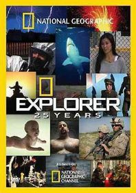 Explorer:25 Years - (Region 1 Import DVD)