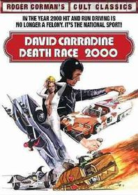 Death Race 2000 - (Region 1 Import DVD)