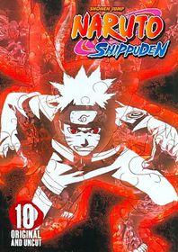 Naruto Shippuden V10 - (Region 1 Import DVD)