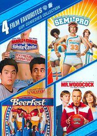 4 Film Favorites:Guy Comedies - (Region 1 Import DVD)