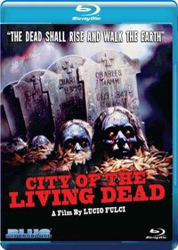 City of the Living Dead - (Region A Import Blu-ray Disc)
