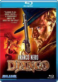 Django - (Region A Import Blu-ray Disc)