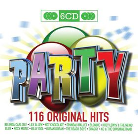 Original Hits Party - Various Artists (CD)