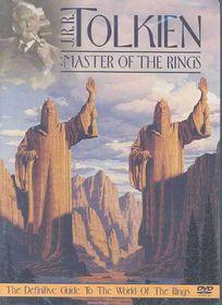 J.R.R. Tolkien:Master of the Rings - (Region 1 Import DVD)