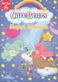 Care Bears:Magical Adventures - (Region 1 Import DVD)
