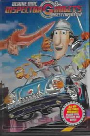 Inspector Gadget's Biggest Caper Ever - (Region 1 Import DVD)