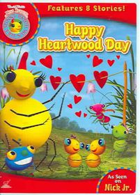 Miss Spider:Happy Heartwood Day - (Region 1 Import DVD)