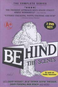 Behind the Scenes - Complete Series - (Region 1 Import DVD)