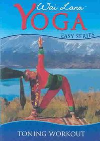 Wai Lana Yoga:Easy Toning Workout - (Region 1 Import DVD)