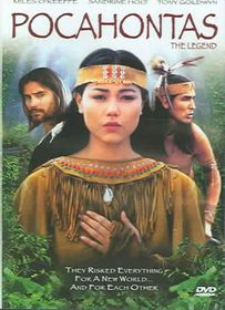Pocahontas - (Region 1 Import DVD)