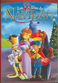Los 12 Dias De Navidad - (Region 1 Import DVD)