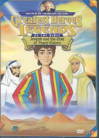 Joseph and the Coat of Many Colors - (Region 1 Import DVD)
