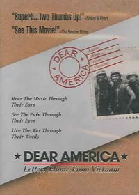 Dear America - Letters Home From Vietnam - (Region 1 Import DVD)