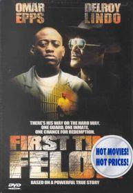 First Time Felon - (Region 1 Import DVD)