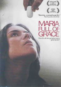 Maria Full of Grace - (Region 1 Import DVD)