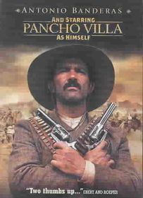 And Starring Pancho Villa As Himself - (Region 1 Import DVD)