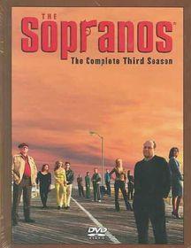 Sopranos:Complete Third Season - (Region 1 Import DVD)