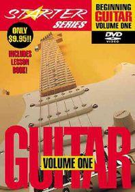 Beginning Guitar Vol 1 - (Region 1 Import DVD)