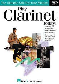 Play Clarinet Today - (Region 1 Import DVD)