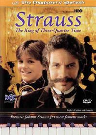 Strauss:King of the Three Quarter - (Region 1 Import DVD)