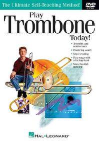 Play Trombone Today - (Region 1 Import DVD)