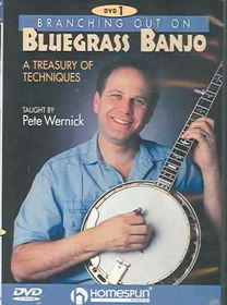 Branching out on Bluegrass 1 and 2 - (Region 1 Import DVD)