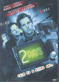 2 Days - (Region 1 Import DVD)