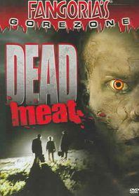 Dead Meat - (Region 1 Import DVD)