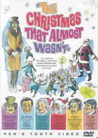 Christmas That Almost Wasn't - (Region 1 Import DVD)