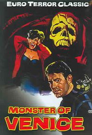 Monster of Venice - (Region 1 Import DVD)