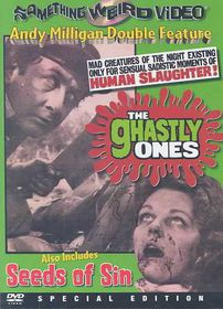 Ghastly Ones / Seeds of Sin (Special - (Region 1 Import DVD)