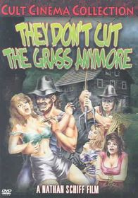 They Don't Cut the Grass Anymore - (Region 1 Import DVD)