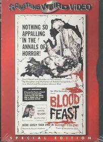 Blood Feast - (Region 1 Import DVD)