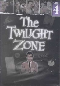 Twilight Zone Vol 04 - (Region 1 Import DVD)