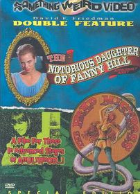 Notorious Daughter of Fanny Hill, The/The Head Mistress - (Region 1 Import DVD)