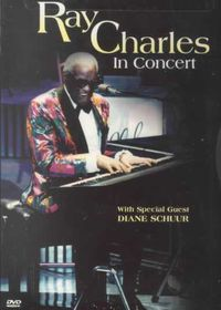 Ray Charles in Concert - (Region 1 Import DVD)
