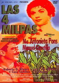 Las Cuatro Milpas - (Region 1 Import DVD)