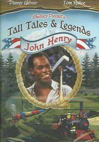 Tall Tales & Legends:John Henry - (Region 1 Import DVD)