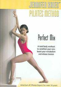 Pilates Method:Perfect Mix - (Region 1 Import DVD)