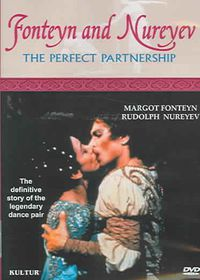 Perfect Partnership: Fonteyn and Nureyev - (Region 1 Import DVD)