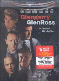 Glengarry Glen Ross Special Edition - (Region 1 Import DVD)