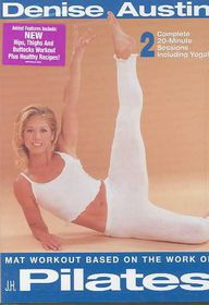 Mat Workout Based on Jh Pilates - (Region 1 Import DVD)