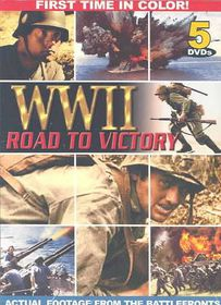 Wwii:Road to Victory - (Region 1 Import DVD)