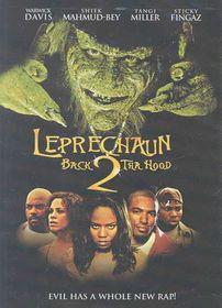 Leprechaun:Back 2 Tha Hood - (Region 1 Import DVD)